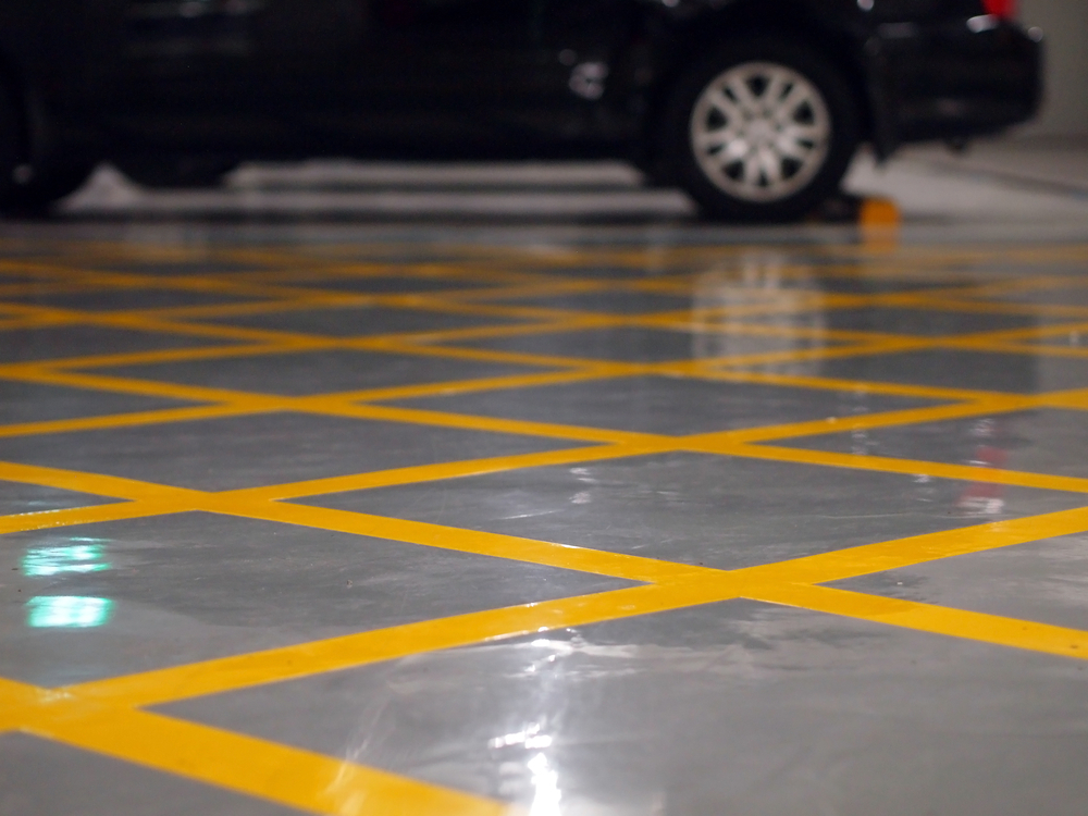 Epoxy Flooring for Parking